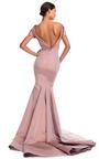 Bateau Neck Evening Gown by ZAC POSEN for Preorder on Moda Operandi