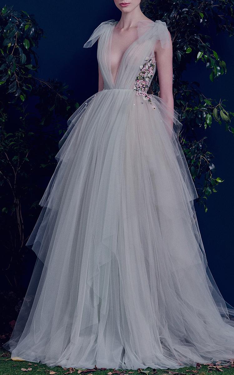 The Tinkerbelle Dress by Hamda Al Fahim | Moda Operandi