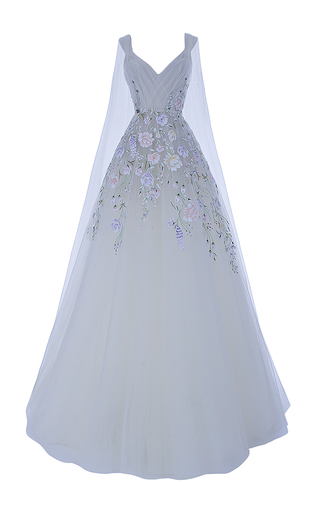 Medium hamda al fahim ivory the pale day dream gown