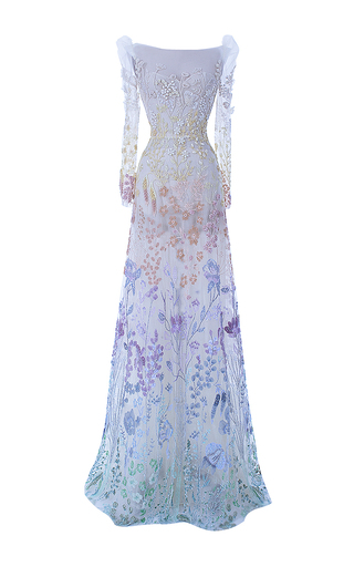 Medium hamda al fahim multi the enchantress gown
