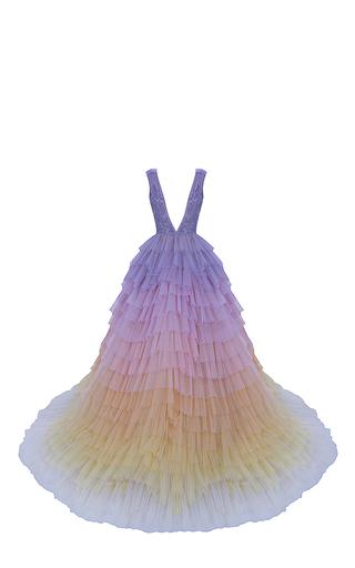 Medium hamda al fahim multi l arc en ciel gown