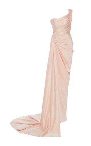 Medium hamda al fahim pink the blush satin fairy dress
