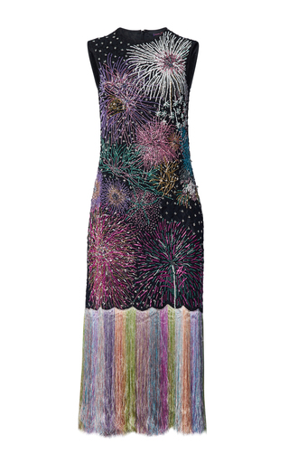 Medium romance was born multi fireworks concerto lace dress