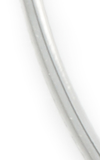 18 K White Gold Diamond Choker by JACK VARTANIAN Now Available on Moda Operandi