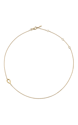 Medium jack vartanian gold 18k yellow gold drop choker