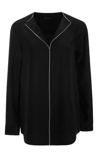 Medium atm black long sleeve shirt