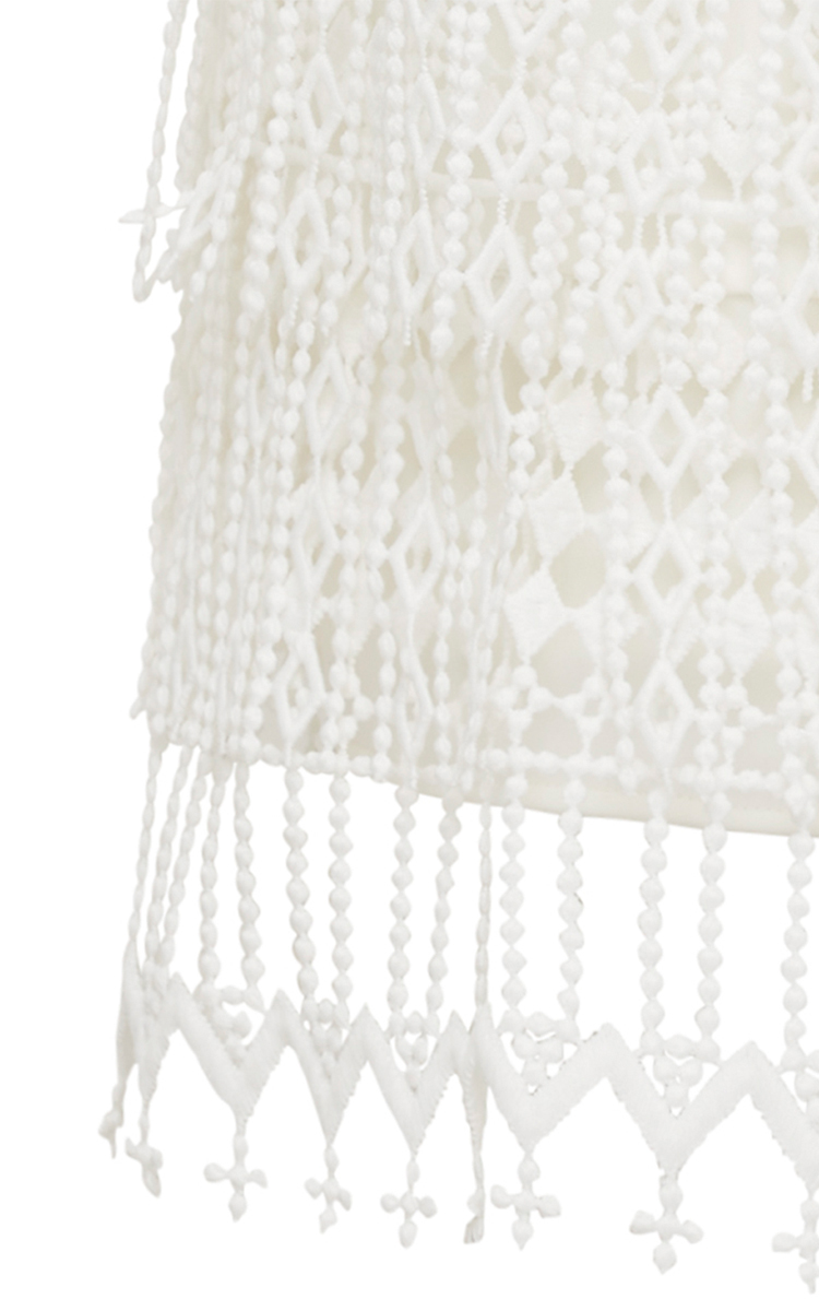 Chandelier lace skirt by thurley moda operandi loading arubaitofo Choice Image