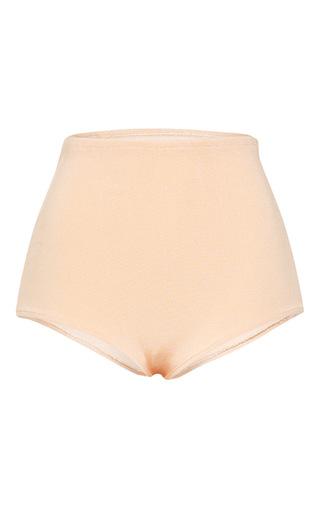Medium lolitta nude peach hot pants