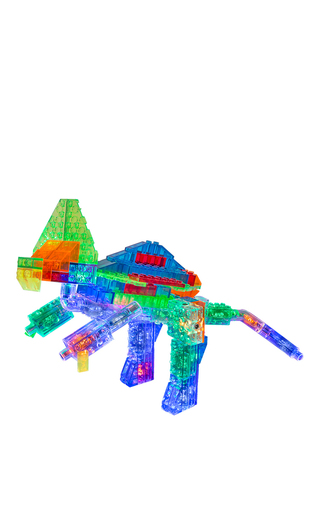 Medium laser pegs multi dinosaurs kit