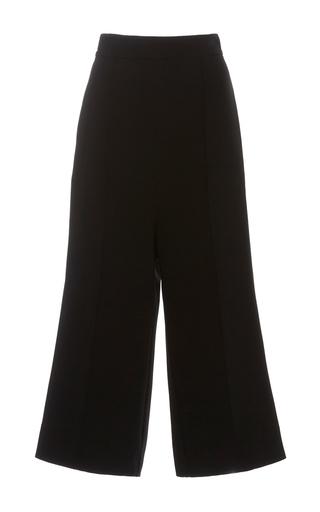 Medium macgraw black black esquire cropped trousers
