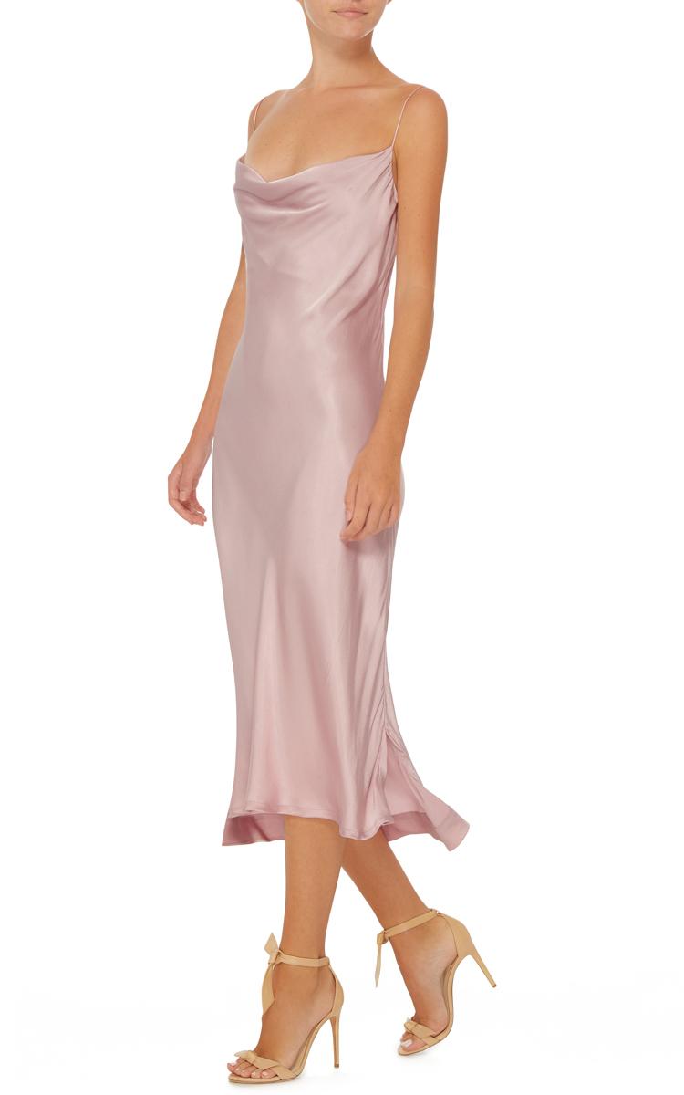 c1855f75ea0f Draped Slip Dress by Protagonist | Moda Operandi