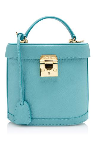 Medium mark cross blue benchley bag