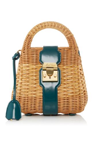 Medium mark cross neutral manray mini satchel