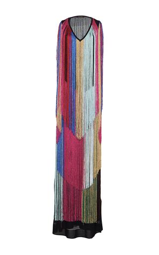 Roberto CavalliFringe Column Dress 960a2a592