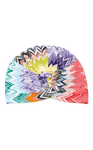 Medium missoni mare multi multicolor turban
