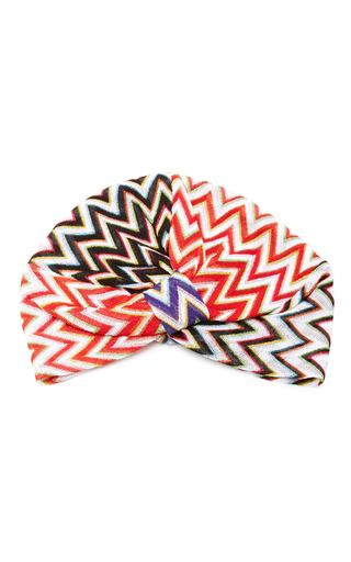 Medium missoni mare multi multicolor turban 2
