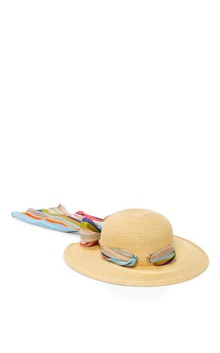 Medium missoni mare nude scarf sun hat