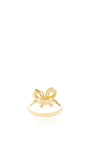 14 K Yellow Gold Butterfly Fauna Ring by AIDA BERGSEN Now Available on Moda Operandi