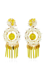 Aretes Fiesta Earrings by MERCEDES SALAZAR Now Available on Moda Operandi
