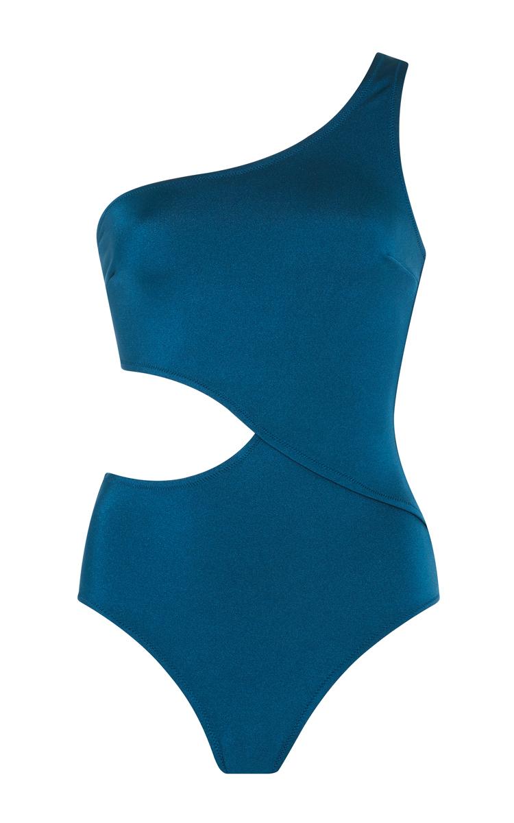 Claudia One Shoulder Swimsuit