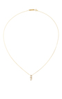 Vertical Bar Necklace by SUZANNE KALAN Now Available on Moda Operandi