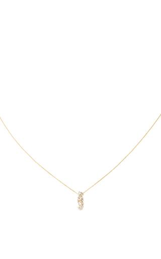 Medium suzanne kalan gold vertical bar necklace