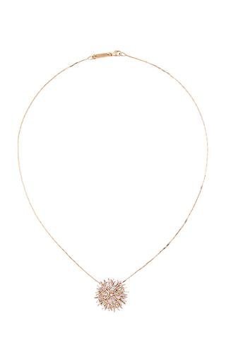 Medium suzanne kalan gold large sunburst necklace