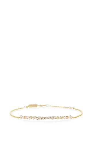 Medium suzanne kalan gold mini bar chain bracelet