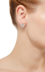 Large Fireworks Stud Earring by SUZANNE KALAN Now Available on Moda Operandi