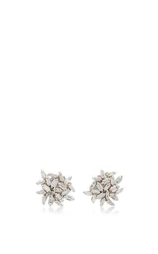 Medium suzanne kalan silver large fireworks stud earring