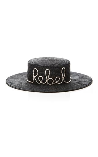 Medium eugenia kim black rebel sun hat