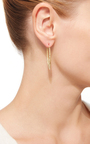 18 K Yellow Gold Parrot Star Fish Earrings by VENYX Now Available on Moda Operandi
