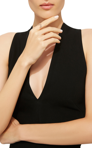 Fusion Wave Ring by FERNANDO JORGE Now Available on Moda Operandi