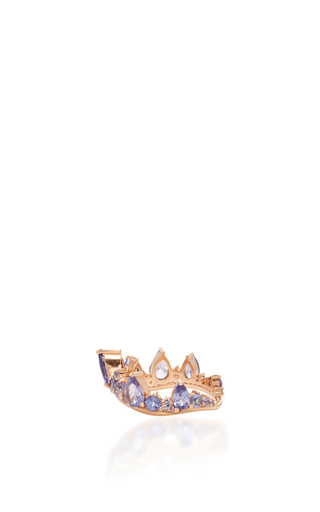 Electric Crown Ring by FERNANDO JORGE Now Available on Moda Operandi