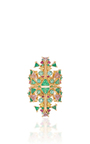 Fusion Cross Ring by FERNANDO JORGE Now Available on Moda Operandi