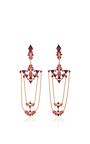 Fusion Chandelier Earrings by FERNANDO JORGE Now Available on Moda Operandi