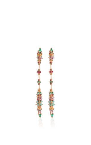 Fusion Arrow Earrings by FERNANDO JORGE Now Available on Moda Operandi