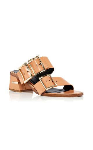 Medium tibi brown kari shoe
