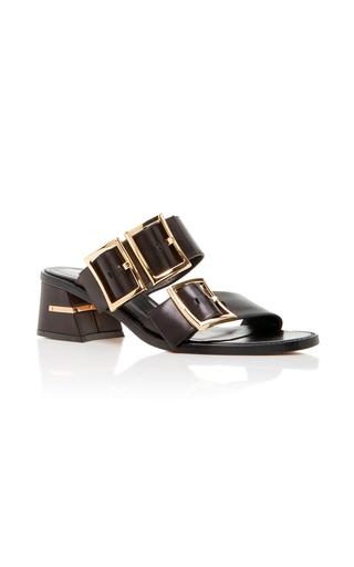 Medium tibi black kari shoe 2