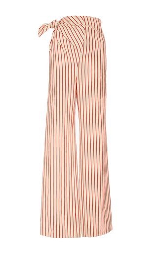Medium rosie assoulin stripe the top knot pant