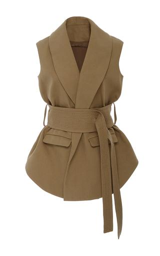 Medium rosie assoulin green utility vest