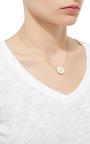 Daisy Enamel Necklace by ALISON LOU Now Available on Moda Operandi