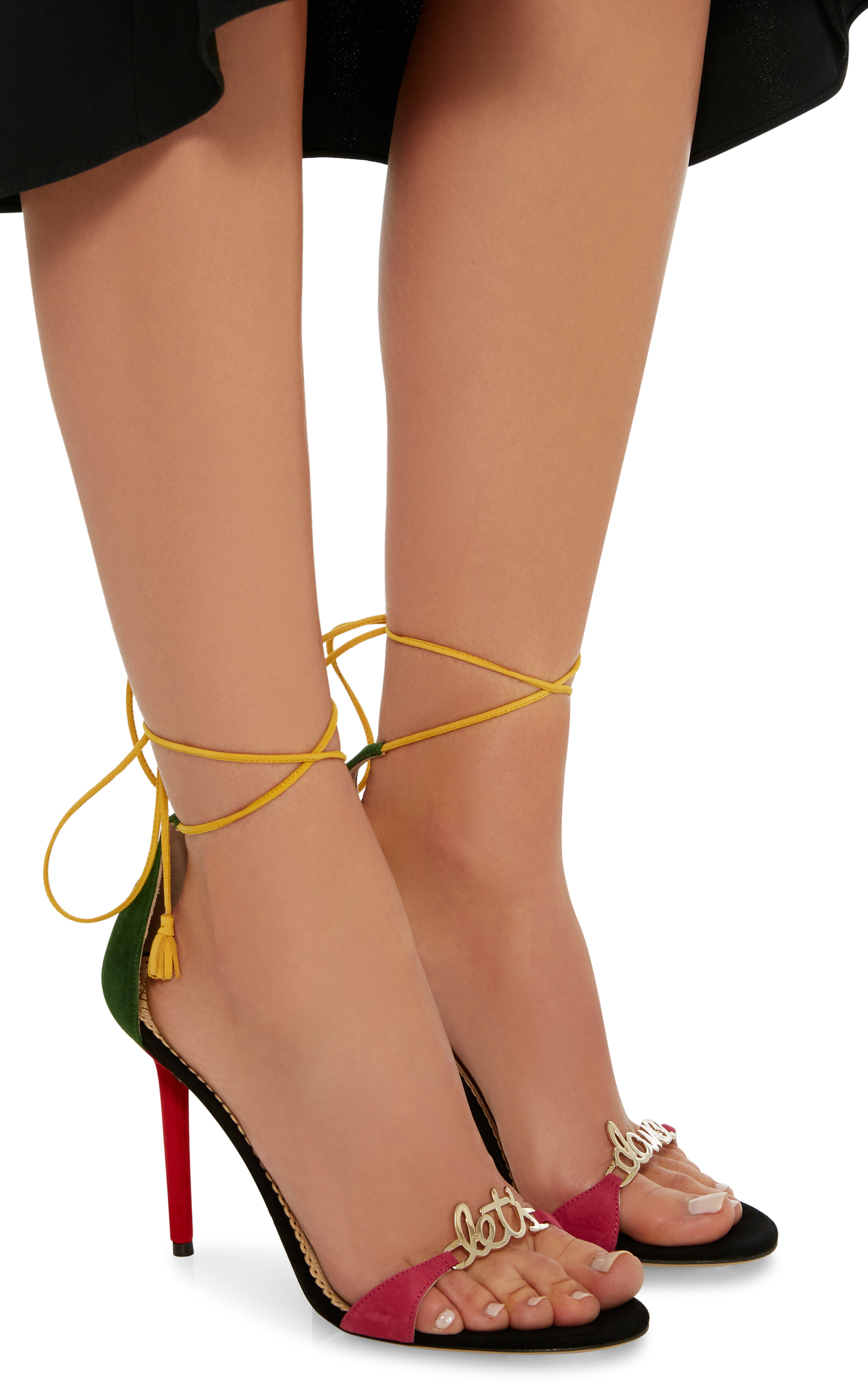 Olympia Let's Charlotte Charlotte Olympia Charlotte Dance Dance Let's cjq354ARSL