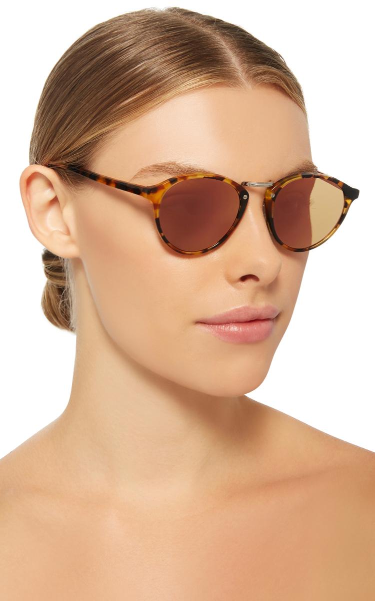 Lyst - Spektre Metro Reflector Sunglasses