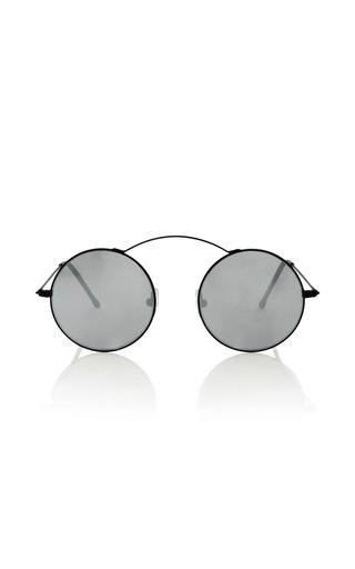 Medium spektre black me tro silver sunglasses