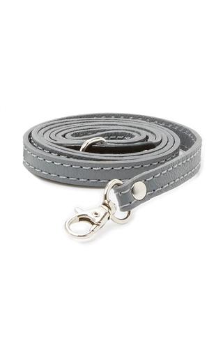 Medium max bone light grey jason leash