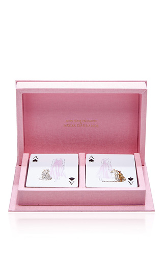 Medium peep s paper products pink playing cards