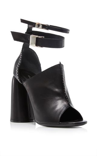 Medium ellery black aztec heel 3
