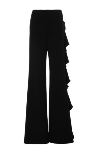 Medium alexis black black karlina ruffle pants