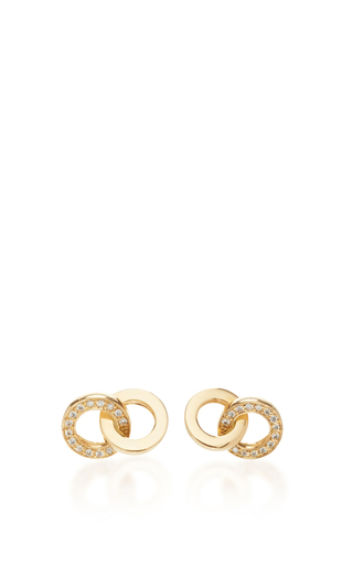 You & Me Earrings by EFVA ATTLING Now Available on Moda Operandi